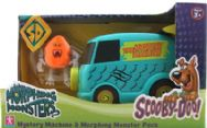 Scooby Doo Morphing Monsters Mystery Machine Vehicle